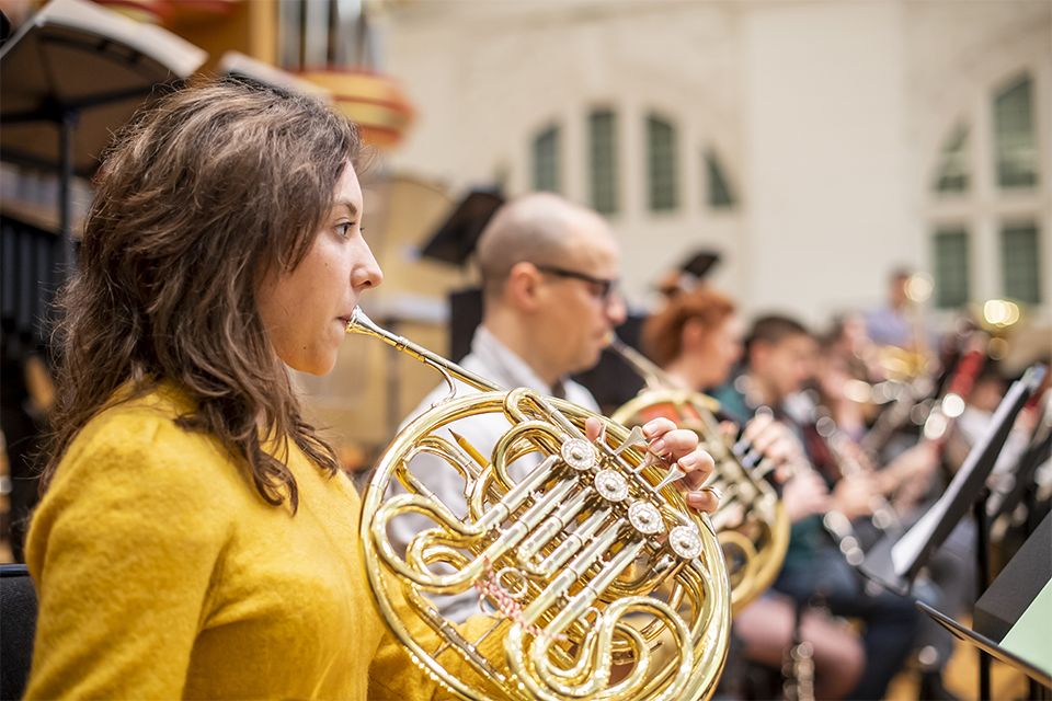 Royal College of Music named top institution for Performing Arts in the UK for fourth consecutive year